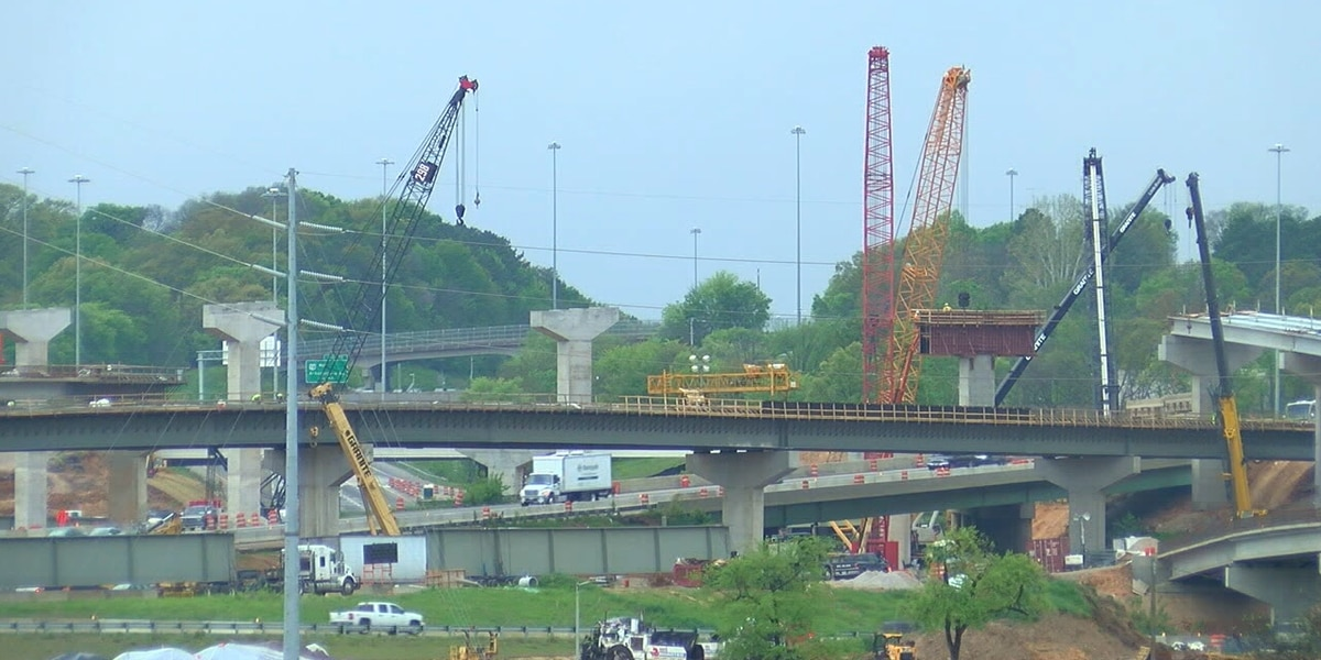 BJCC offers maps to navigate bridge closure
