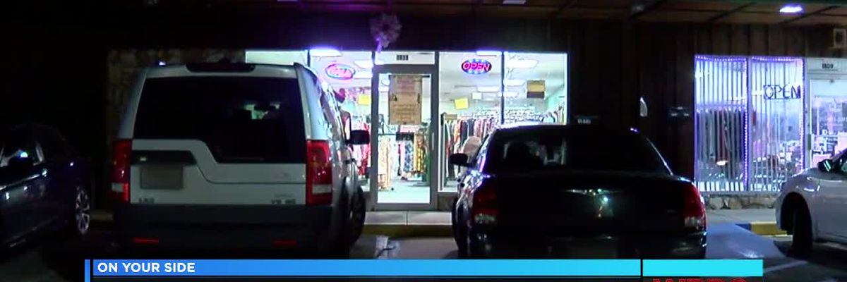 Businesses in Centerpoint leave because of crime