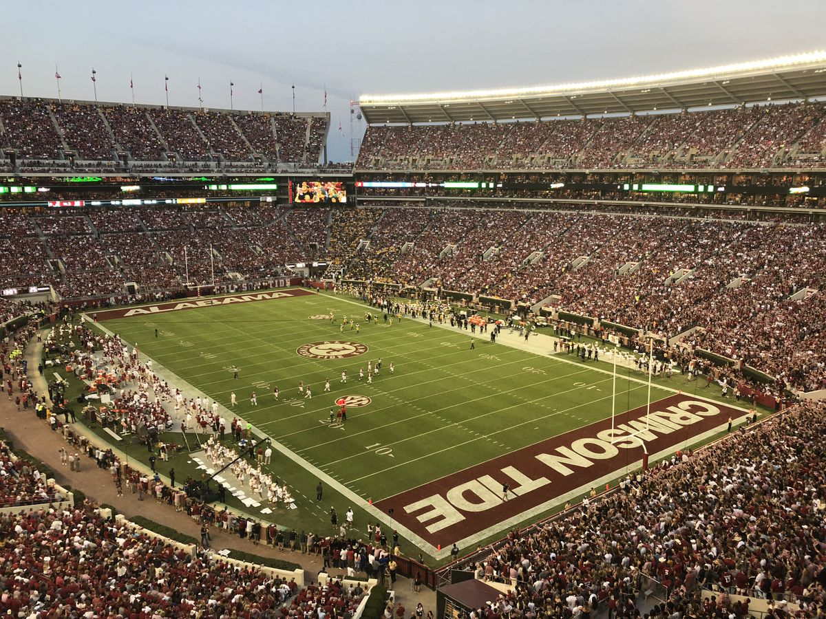 Alabama faces The Citadel for final Iron Bowl tune-up