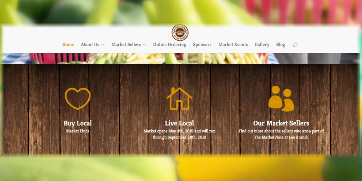Lee Branch Marketplace makes it easier to get fresh, local produce