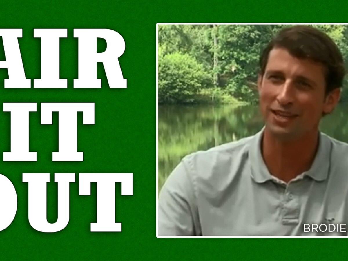 "Brodie Croyle blessed to help the kids at Big Oak Ranch: ""They are truly my heroes"""