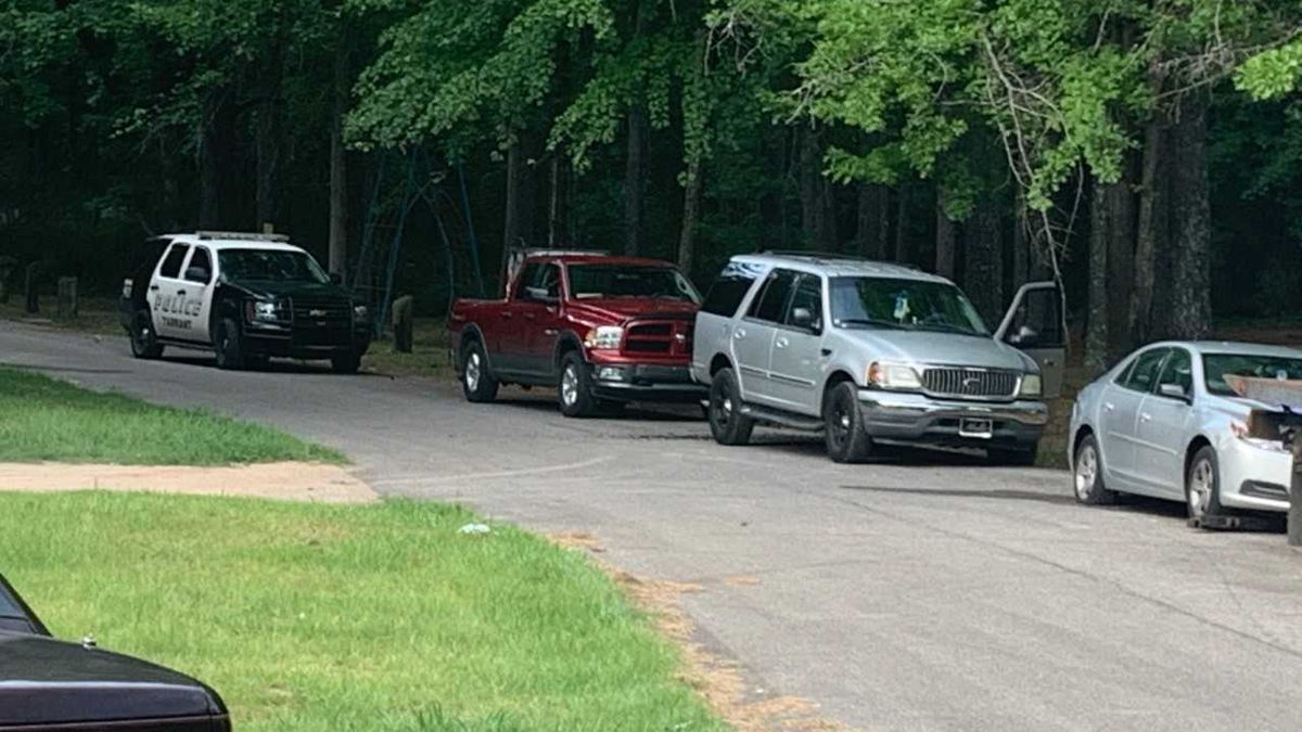 Man shot in Tarrant Thursday afternoon