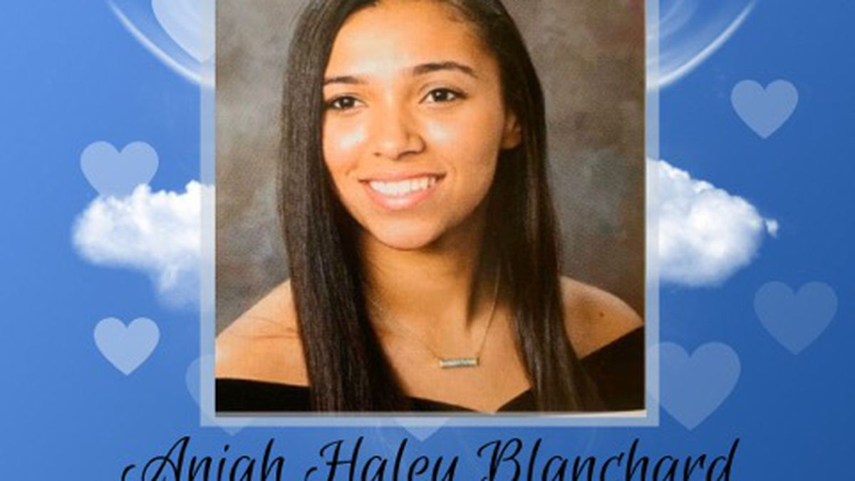 Arrangements announced for Aniah Blanchard memorial
