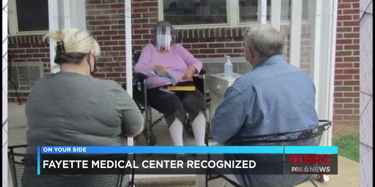 Fayette Medical Center Recognized