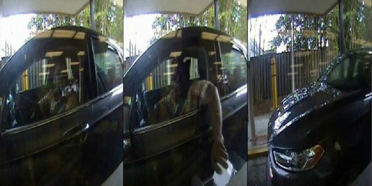 Man tries, fails to rob bank in Graysville