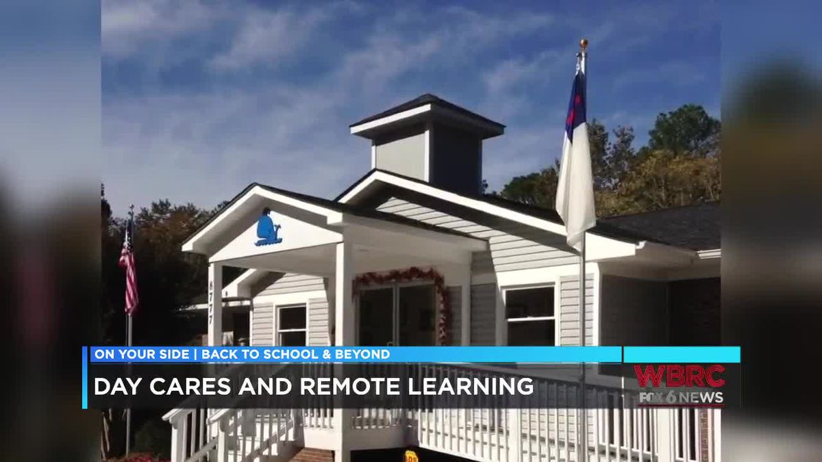 Local daycare offers help for students learning virtually