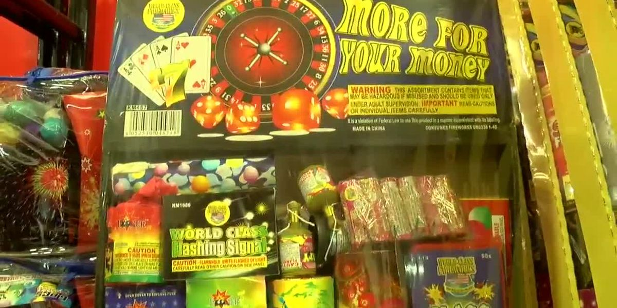 Fireworks are a nuisance - and illegal - in Birmingham at all hours