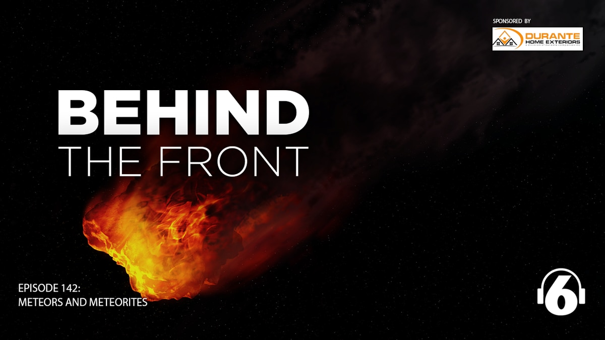 Behind the Front: Meteors and Meteorites