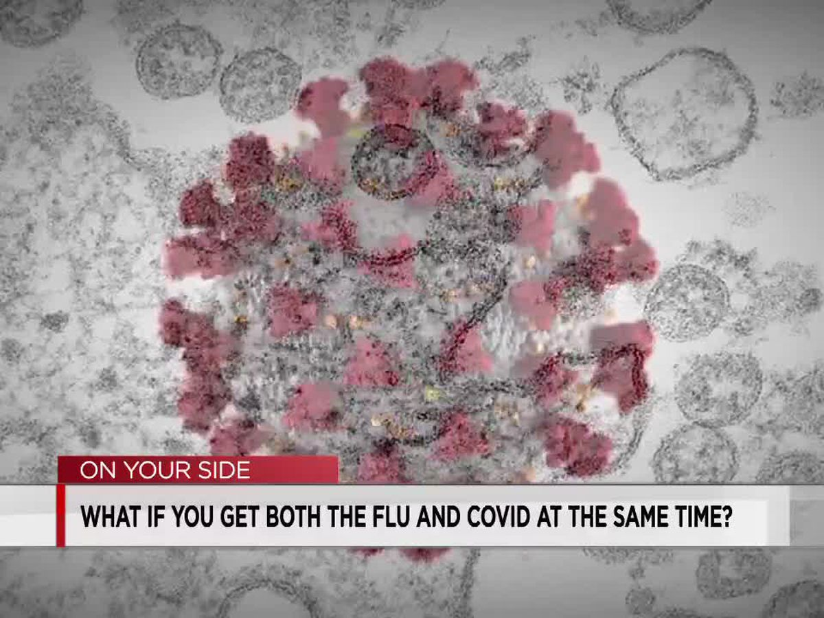 Alabama health department says you can contract COVID-19 and flu at the same time