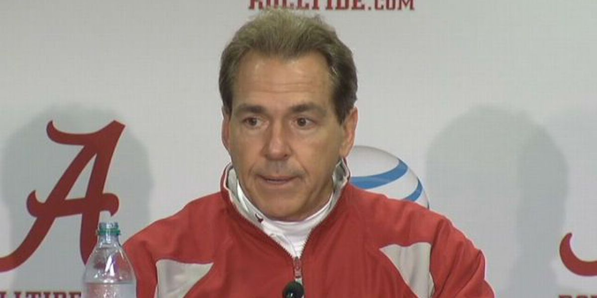 Author of Nick Saban unauthorized biography stops by GDA at 7:10
