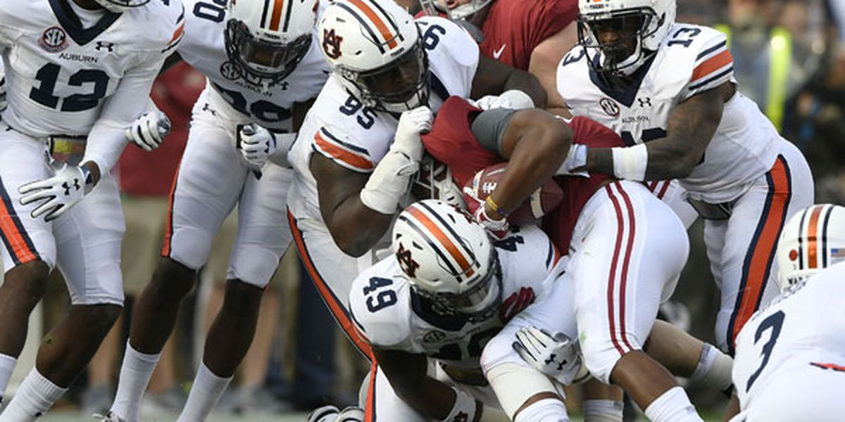 Auburn Coach Gus Malzahn on Iron Bowl Week and his favorite and not-so favorite rivalry moments