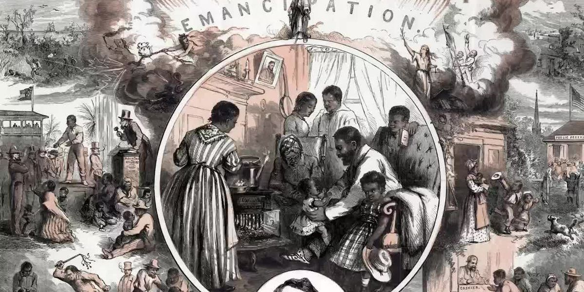 What does the Juneteenth holiday symbolize?