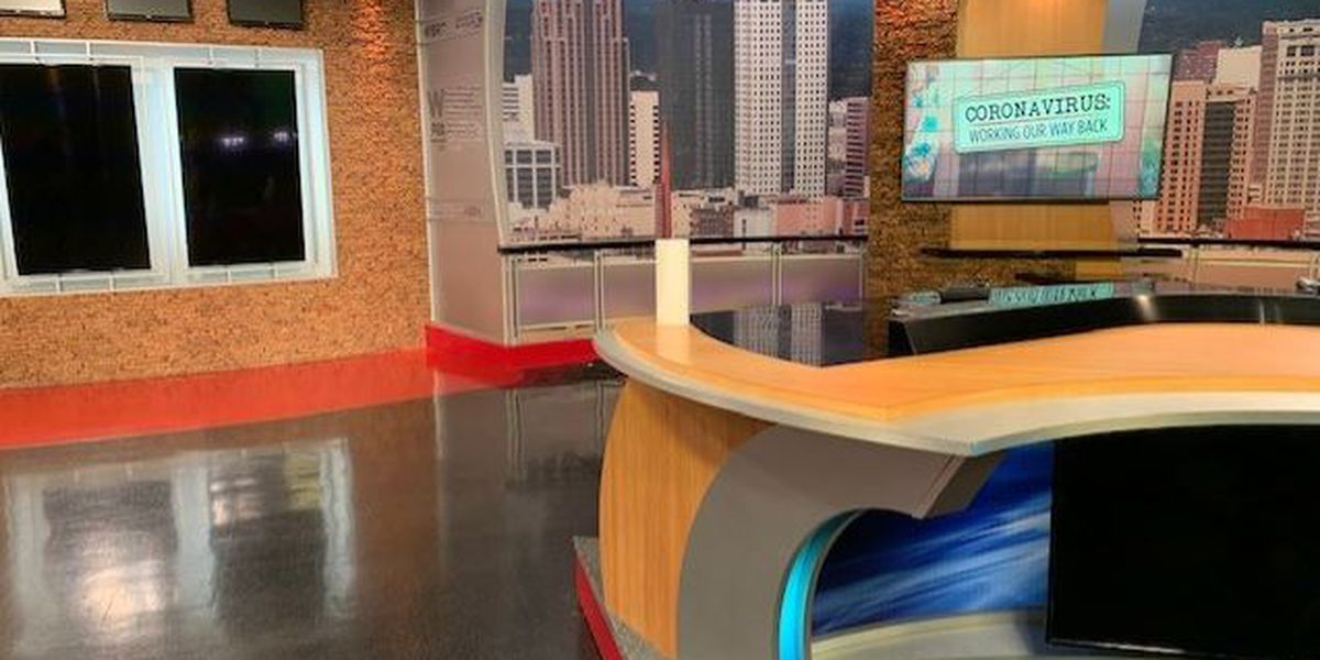 WBRC FOX6 News is getting a new set