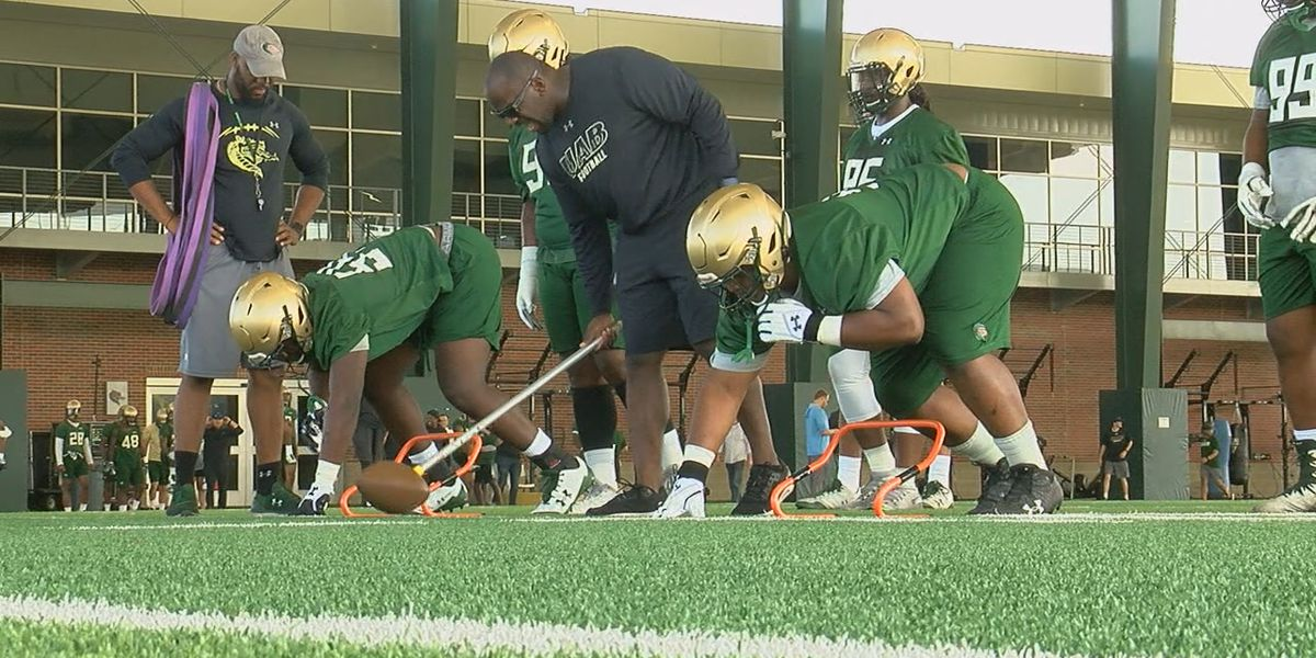 UAB hungry and humble entering fall camp