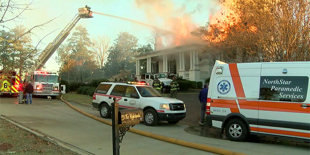 Tuscaloosa Fire says new sprinkler law could help save lives