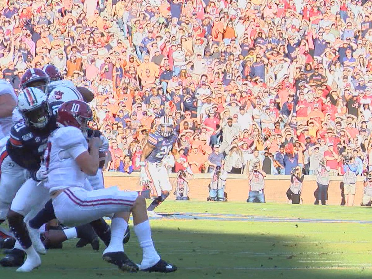 "Alabama using ""disappointing"" loss to Auburn as motivation heading into Bowl game"