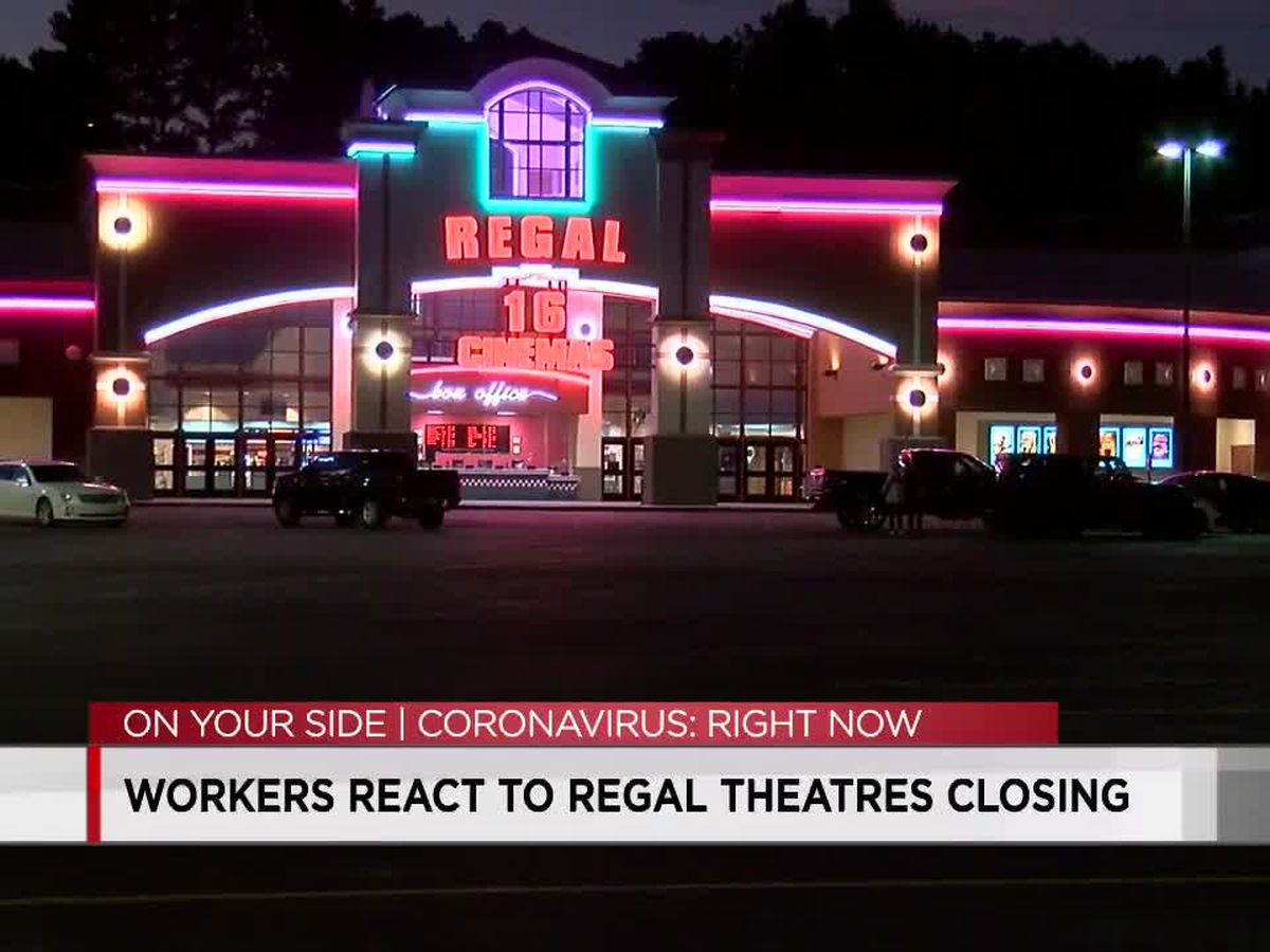 Regal Cinemas closing all theaters, when they could possibly reopen