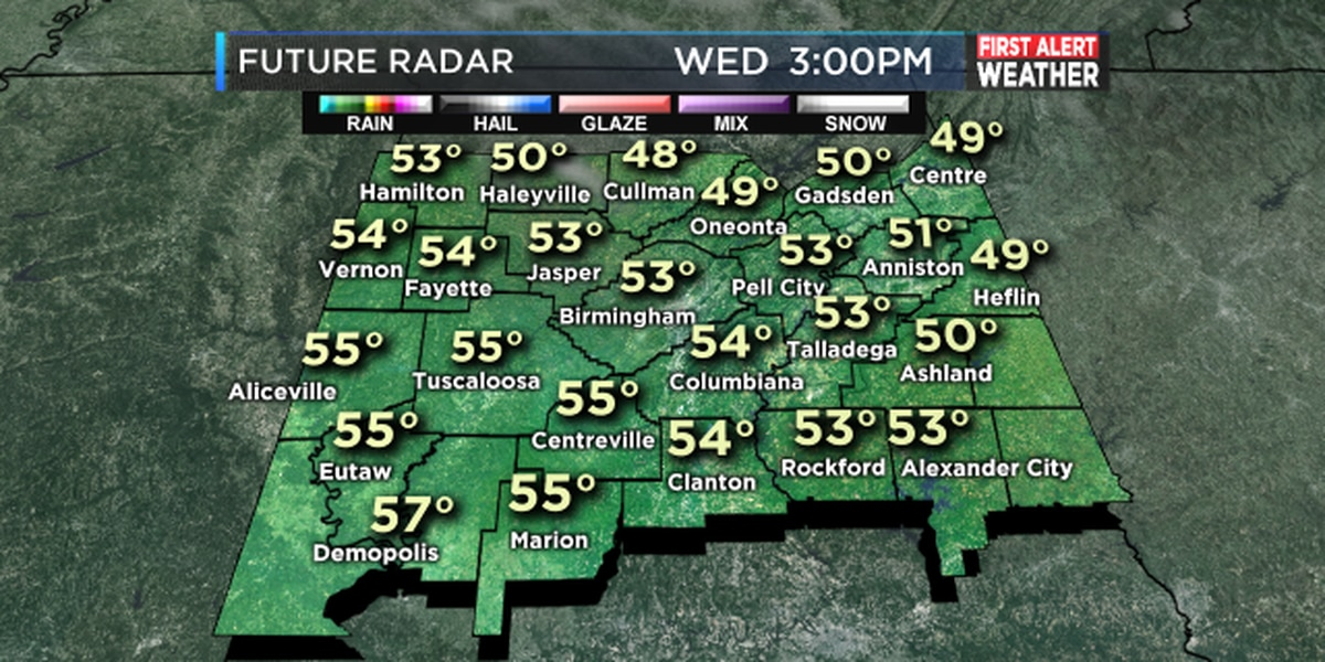 FIRST ALERT: Freezing cold temperatures coming